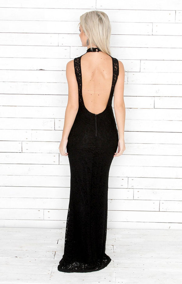 Lola Gown - Black