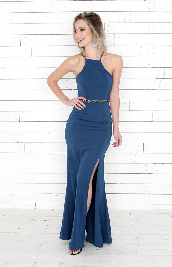 Olivia Gown - Teal