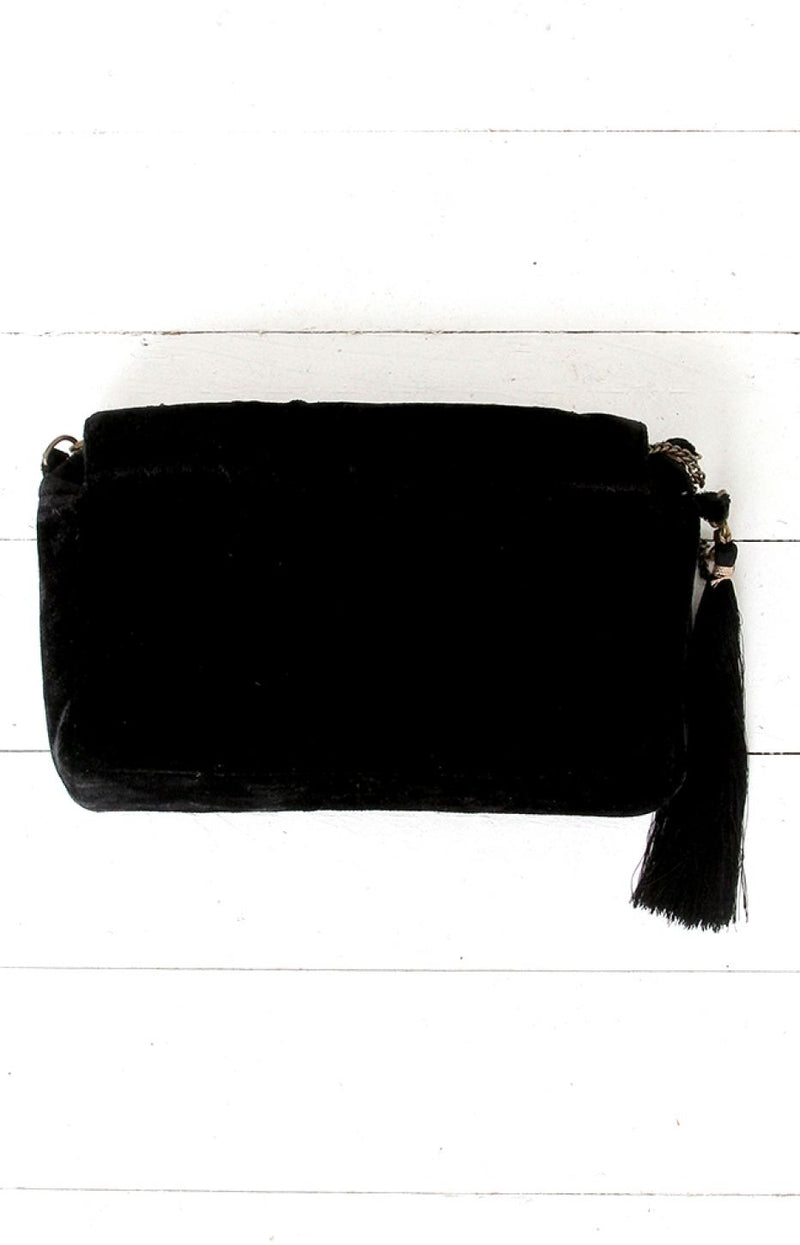 Dallas Clutch Black