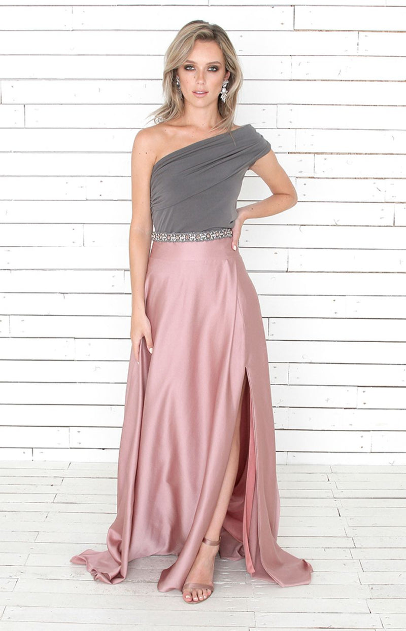 Siena Skirt - Blush