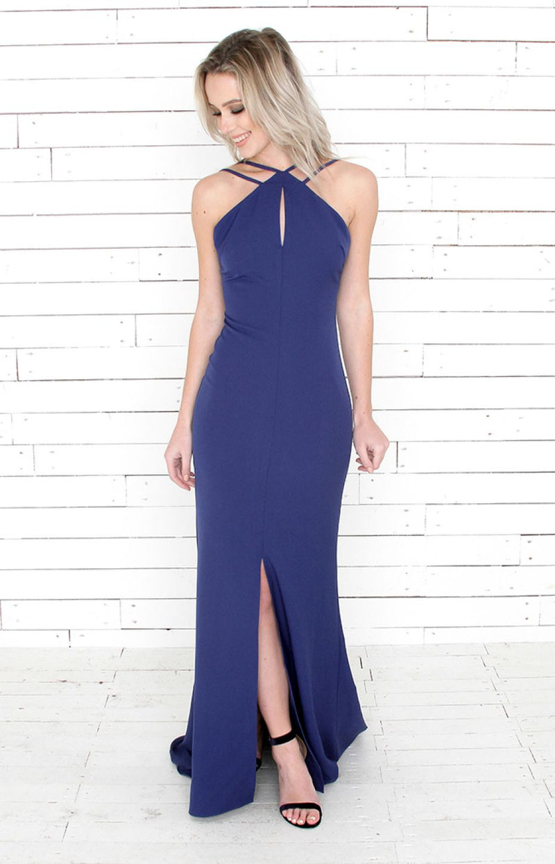 Lydia Gown - Blue