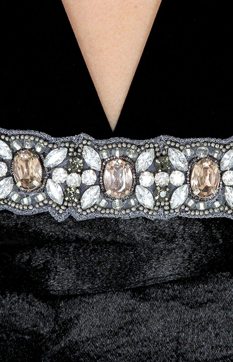Georgia Beaded Belt