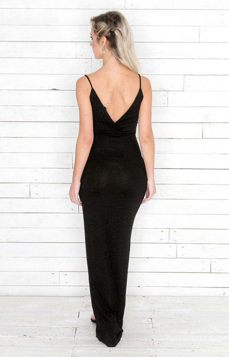 Fifi Gown - Black