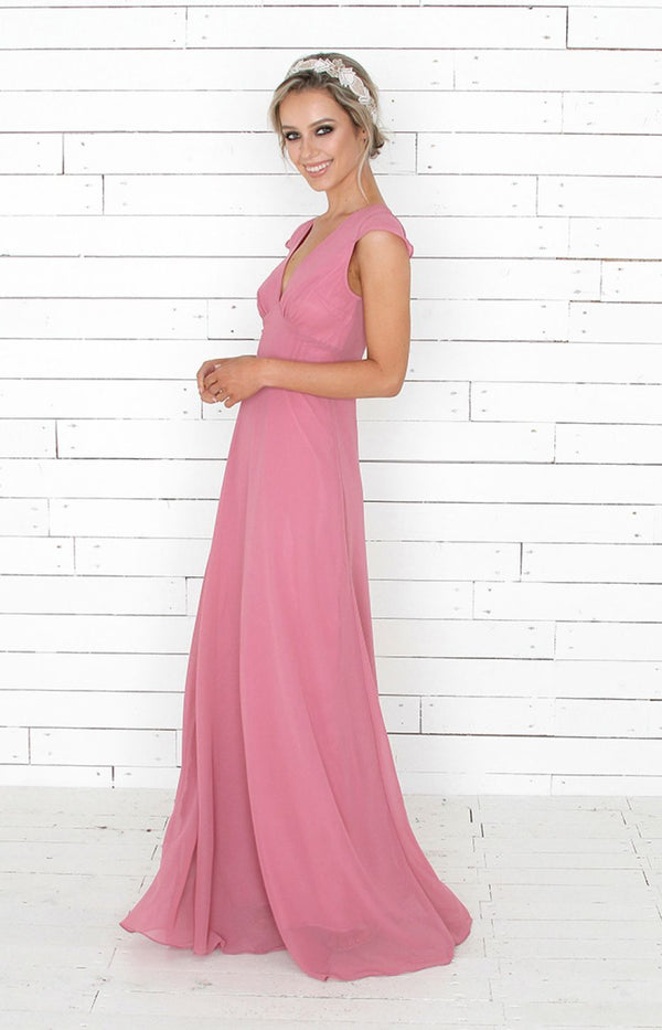 Faye Gown - Rose