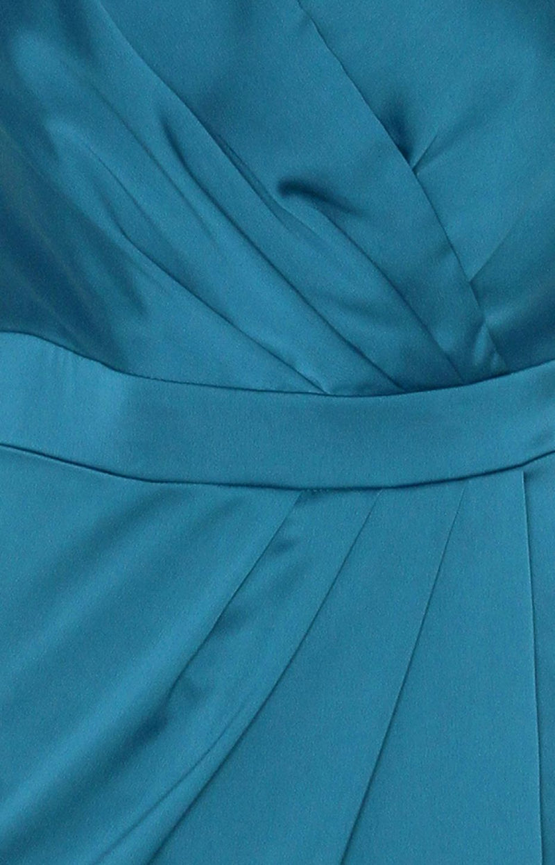 Madson Dress - Teal