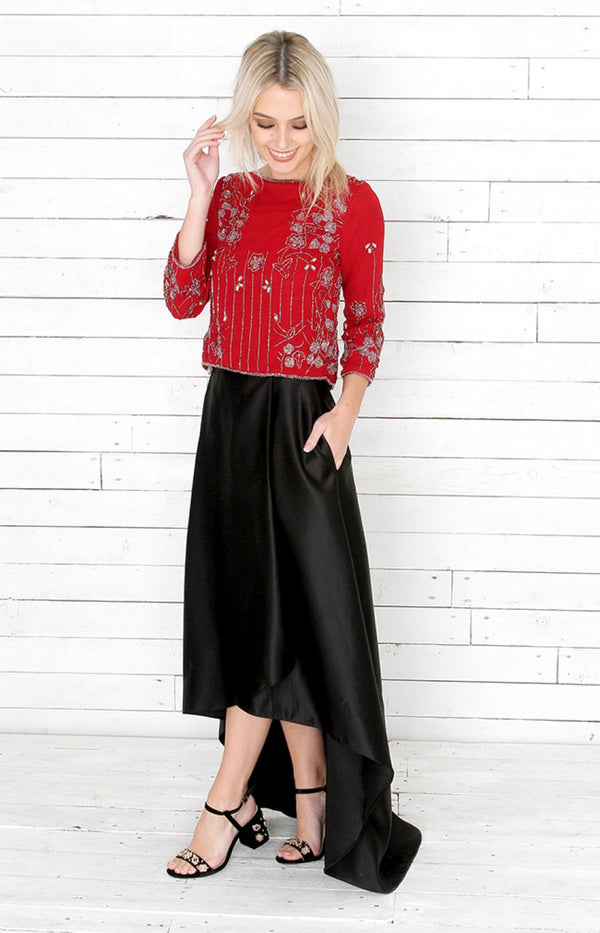 Cara Top - Red