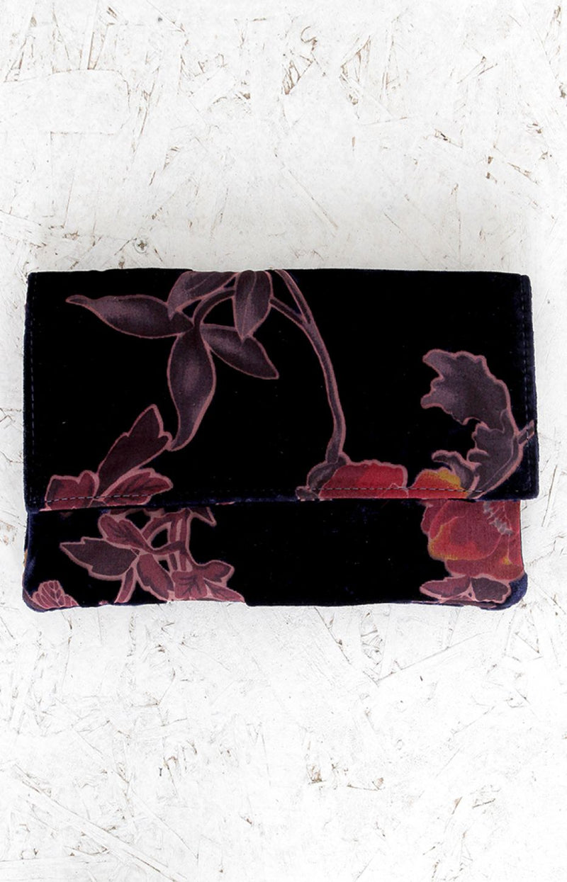 Eden Clutch - Navy