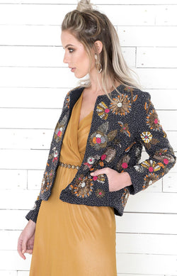 Davi Embellished Jacket