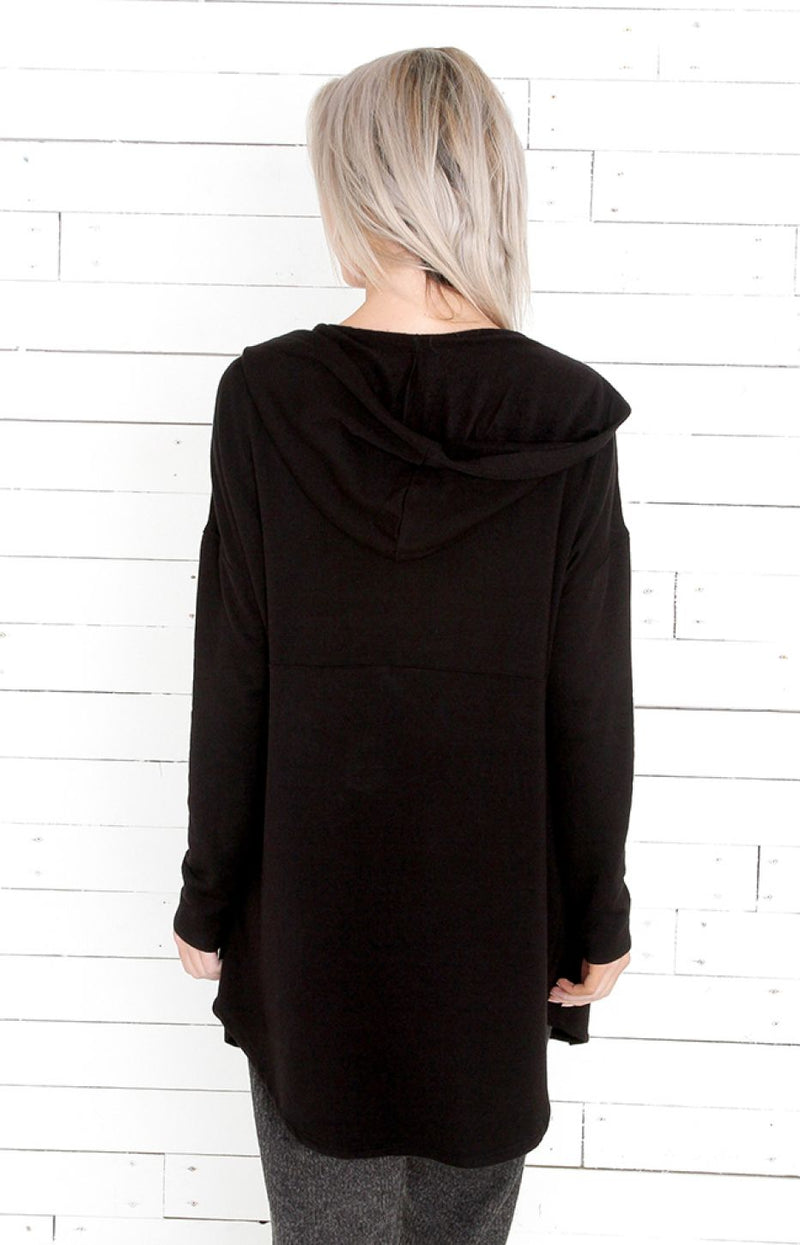 Cosy Jumper - Black