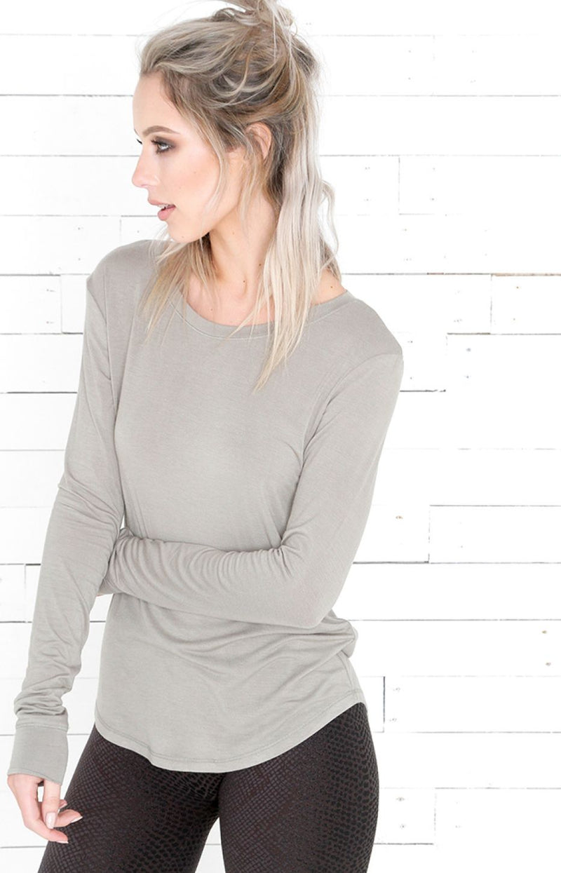 Long Sleeve Top - Green
