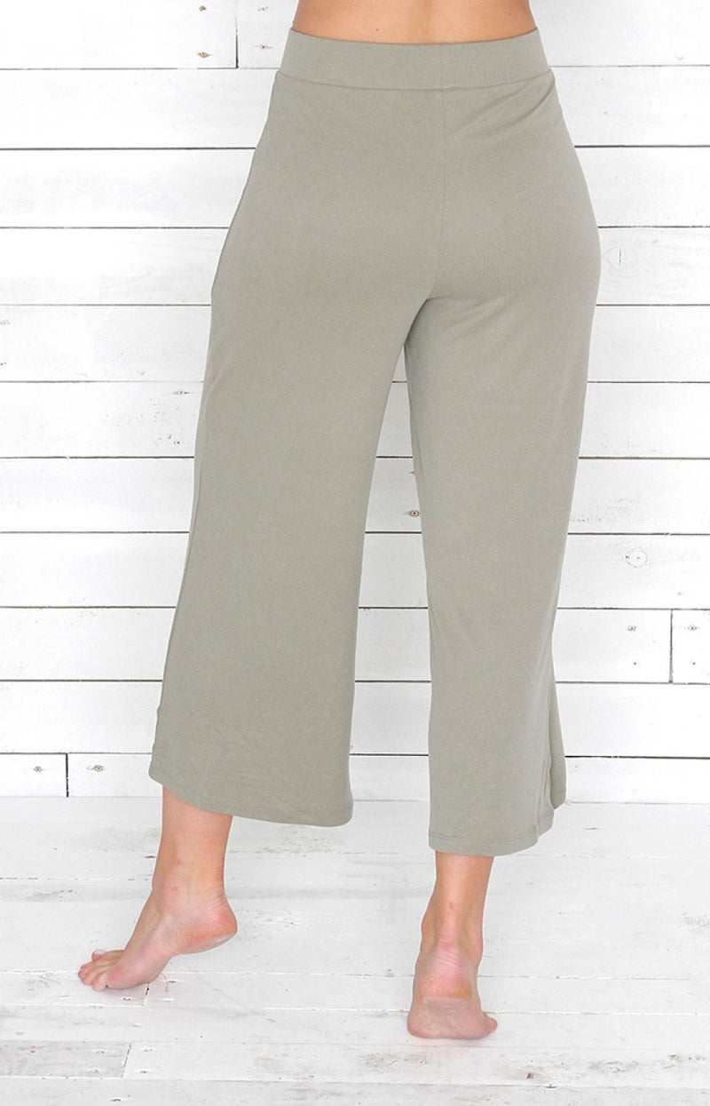 Lounge Pants - Green