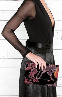 Eden Clutch - Black
