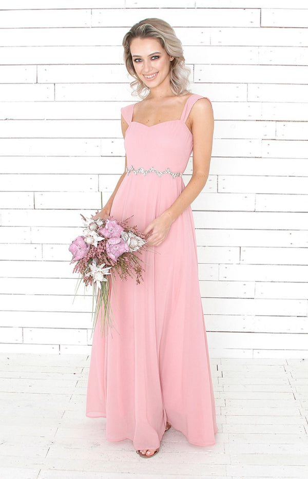 Milla Gown - Rose