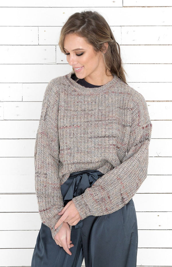 Cooper Jumper - Multi