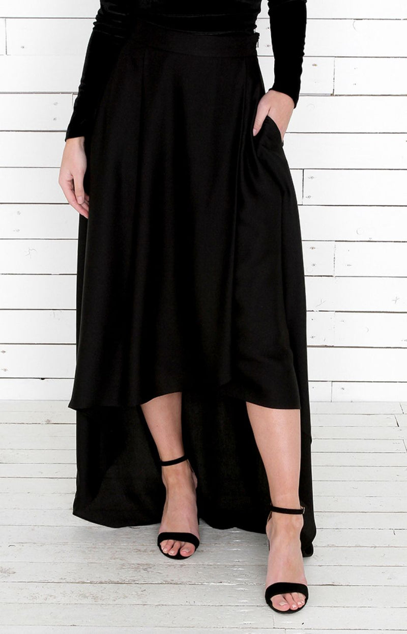 Rena Skirt - Black