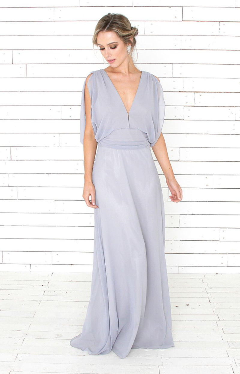 Lilli Gown - Cornflower