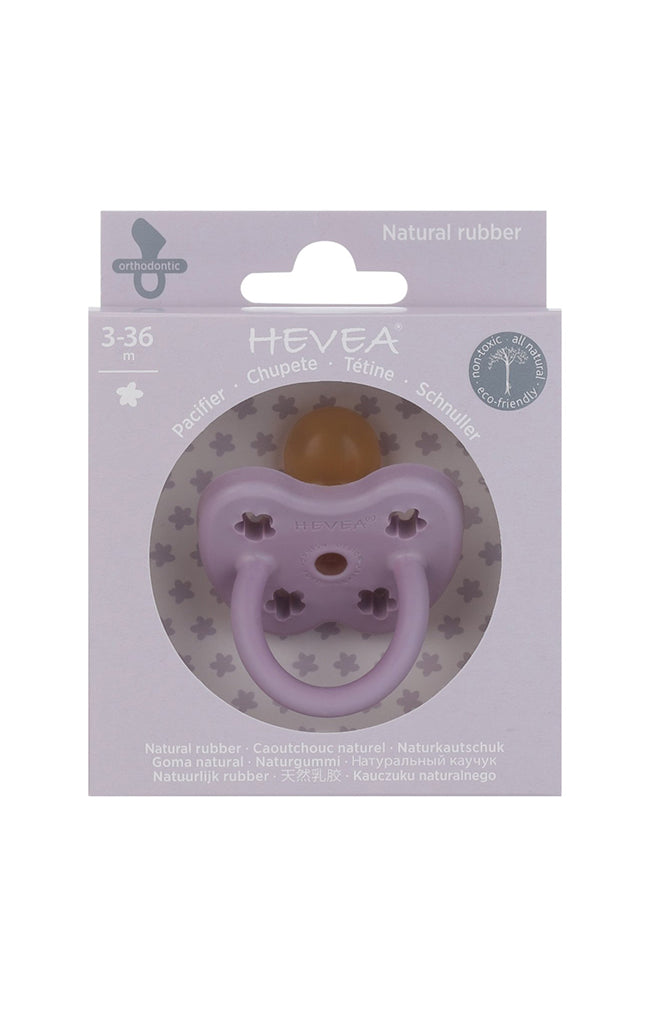 Orthodontic Soother 3-36 Months - Lavender