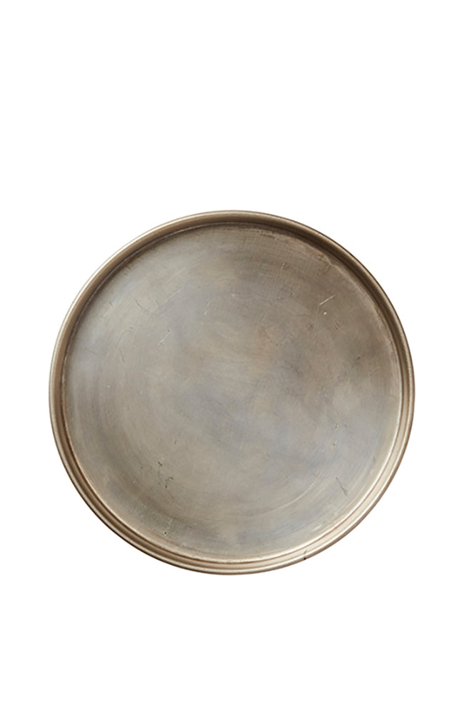 Lyra Tray : Silver colour