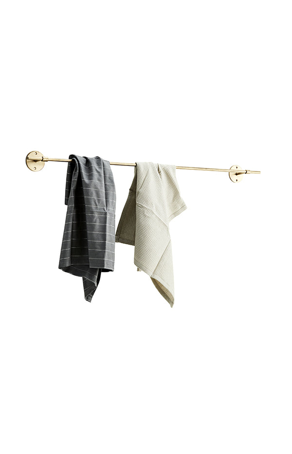 Hand Forged Towel Rod - 90cm
