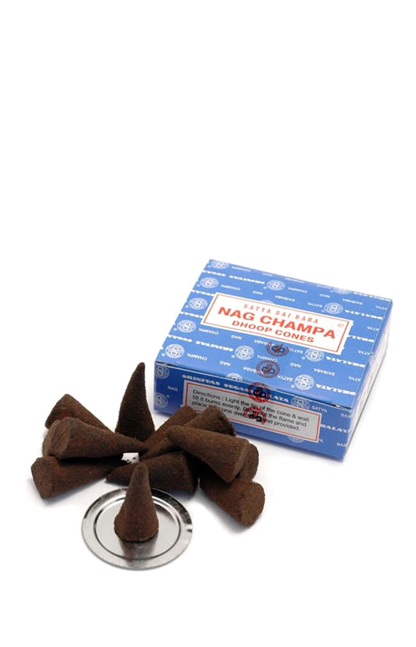 Dhoop Cones - Nag Champa