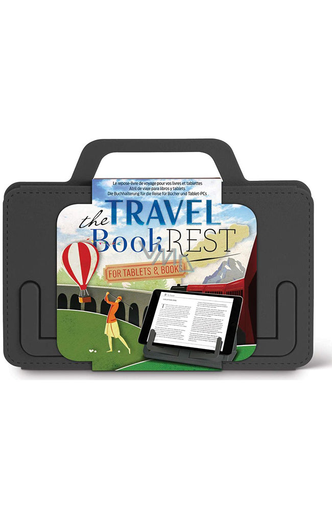 The Travel Book Rest - Grey