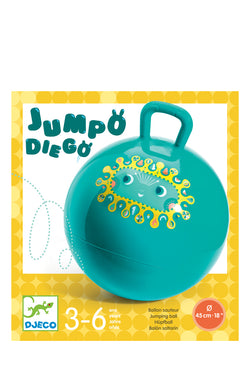 Jumping hopper ball - Jumpo Diego