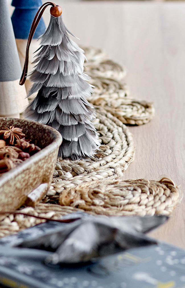 Jute Table Runner - Nature