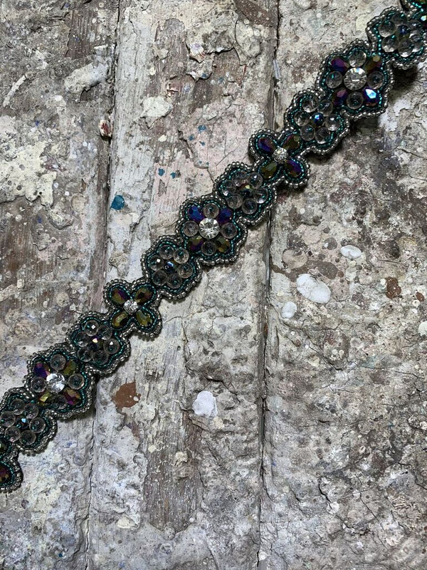 Salem Beaded Belt