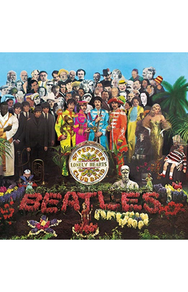 The Beatles - Sgt Pepper's Lonely Hearts Club Vinyl