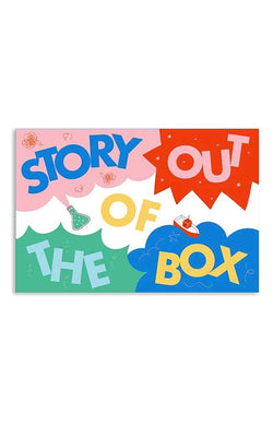 Story Out of the Box : 80 Cards for Hours of Storytelling Fun