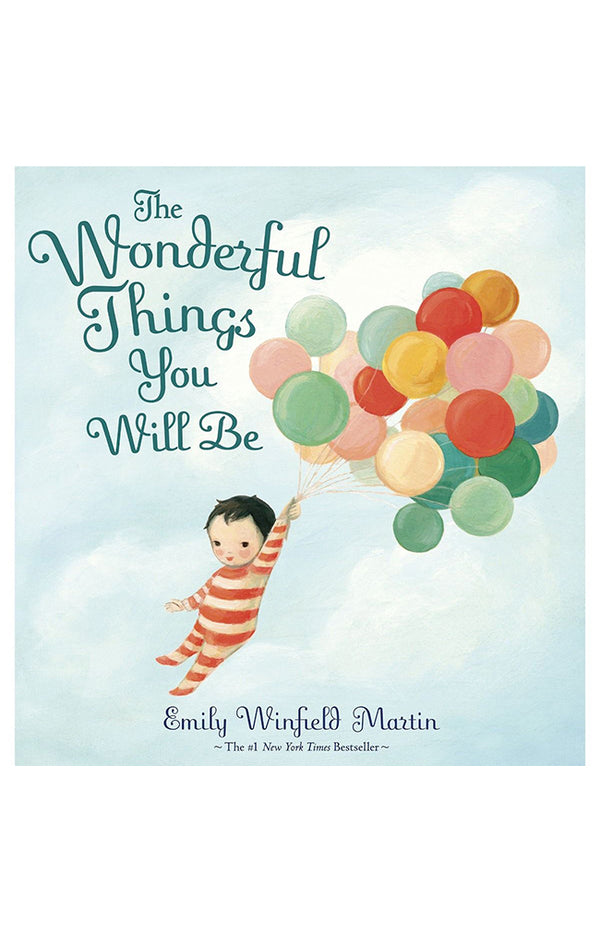 The Wonderful Things You Will Be : Hardback
