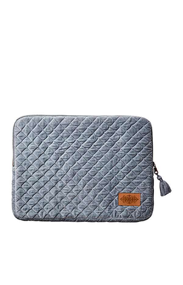 Toulouse Laptop Case 15' - Light Blue