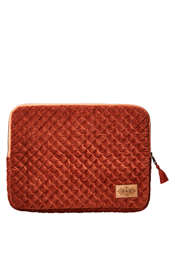 Toulouse Laptop Case 15' - Sienna