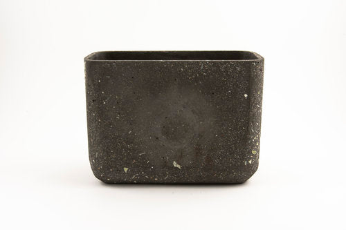 Bits Double Pot - Black