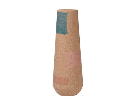 Section Vase - Tall - Peach