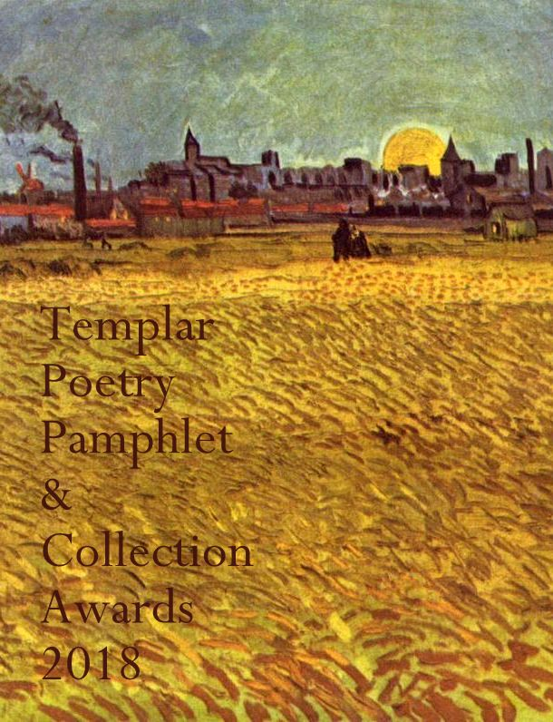 Templar Pamphlet & Collection Awards: 2018
