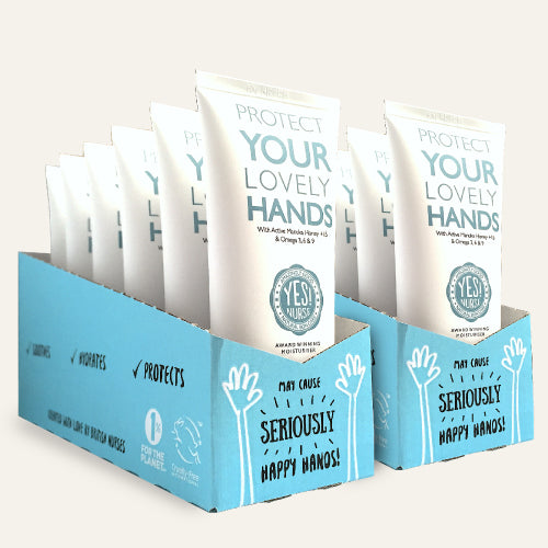 Yes Nurse Hand Cream - Multipack 12 Tubes