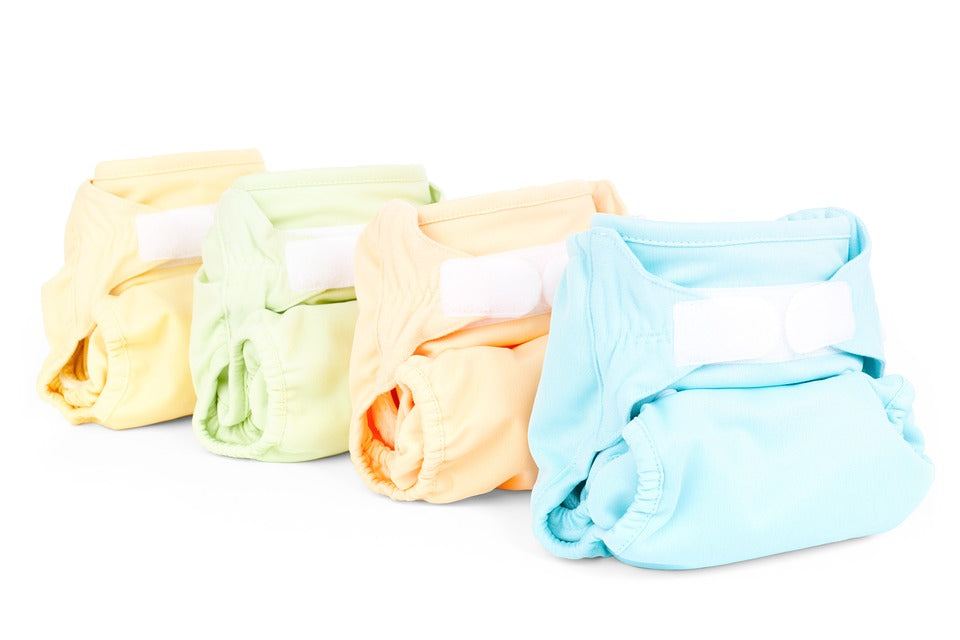 An Environmentally Friendly Alternative to Cloth Diapering