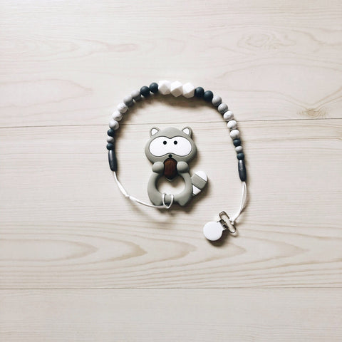 Raccoon 3-in-1 Teether