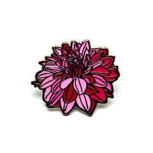 "Load image into Gallery viewer, Flor Morada 1"" Pin"