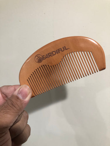 Beardiful Beard Comb-Knowledge Designz