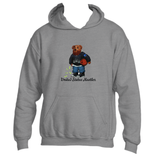 United States Hustler Hoodie-Hoodie-Knowledge Designz