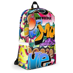 ON MY SIDE (BACK PACK)-Knowledge Designz
