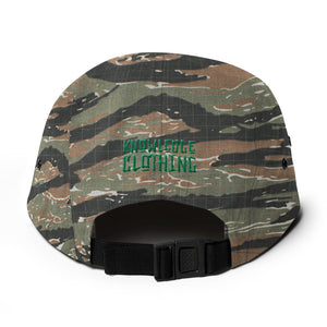 Livin Proof Knowledge Clothing Hat Flat Embroidery (Camo)