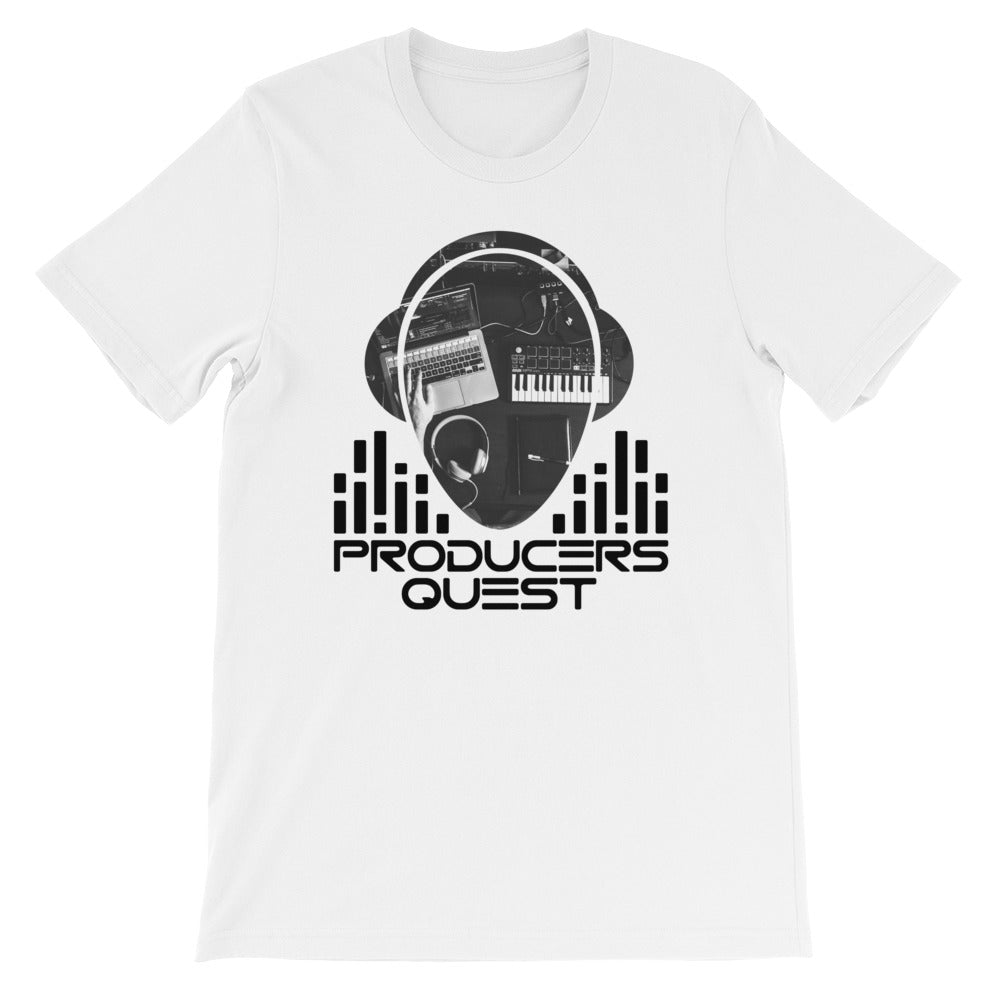 Producers Quest (PRODUCER'S TRIBUTE)-T-Shirt-Knowledge Designz