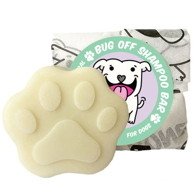 Bug Off Shampoo Bar