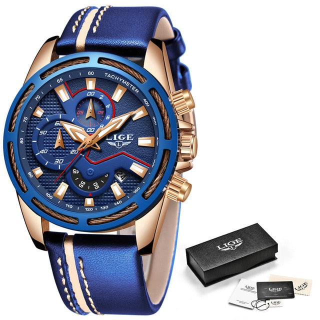Luxury Sports Watch