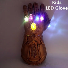 Load image into Gallery viewer, Avengers Infinity War Thanos Gloves Cosplay