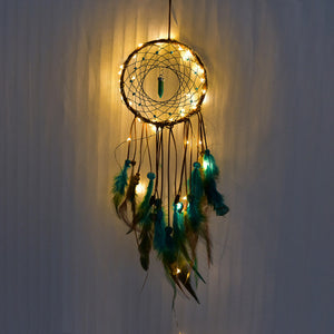 Dream Catcher Led Handmade Night Light