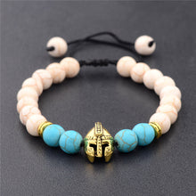 Load image into Gallery viewer, Roman Gladiator Helmet Bracelet